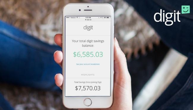 App quản lí chi tiêu Digit tốt nhất hiện nay