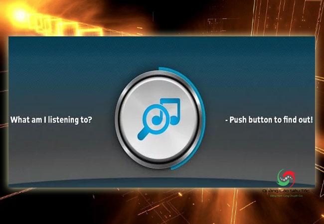 App tìm nhạc trên điện thoại