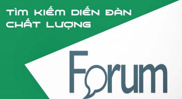 Backlink Forum Còn Giá Trị Không