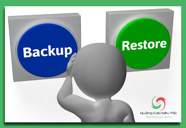 cách backup wordpress và những kiến thức quan trọng cần biết