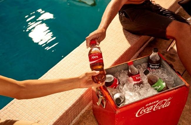 Bài Pr mẫu của Coca Cola