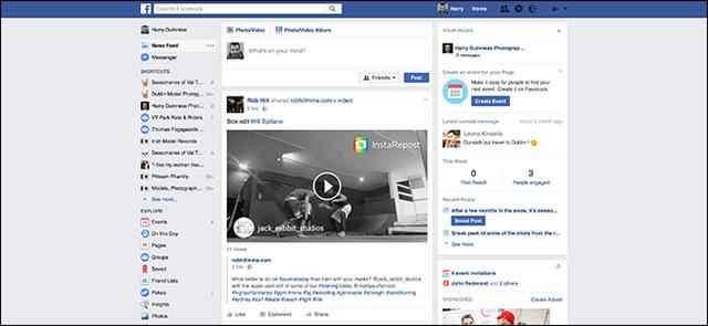 Bản Tin Trên Facebook Được Sắp Xếp Như Thế Nào?