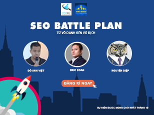 Event SEO Battle Plan