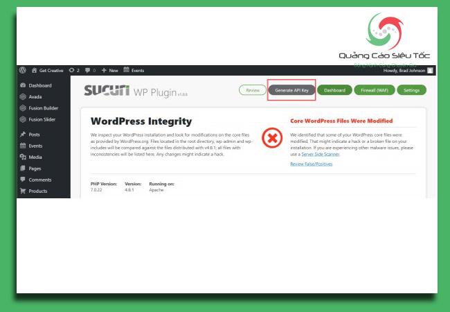 bảo mật wordpress bằng cách cài đặt plugin bảo mật