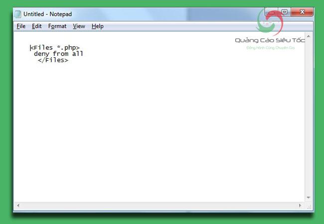 bảo mật wordpress bằng cách vô hiệu hóa tập tin PHP