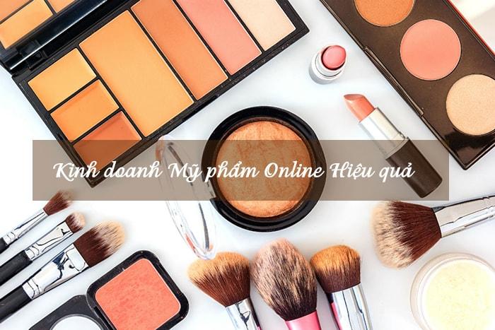 Cách bán mỹ phẩm online hiệu quả 1