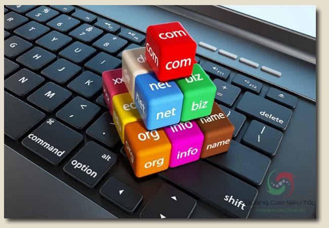 cách chọn tên miền và phần mở rộng website