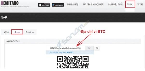 Cách đổi bitcoin ra tiền mặt
