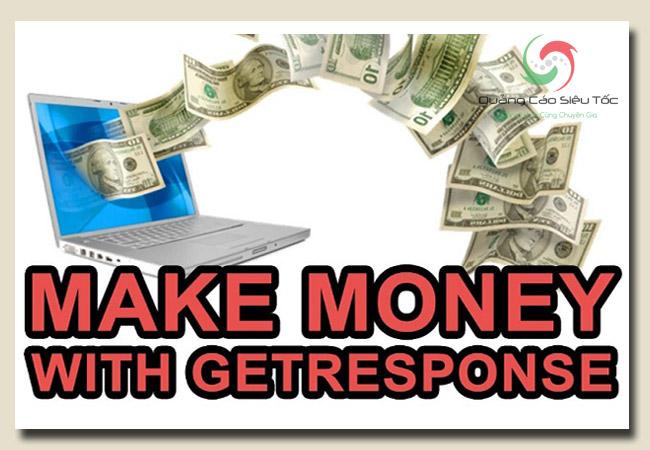 Cách kiếm tiền với getresponse hiệu quả nhất dành cho newbie
