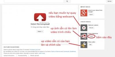 Cách Làm Video Ảnh Trên Youtube Chi Tiết Nhất