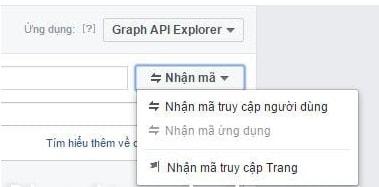 Cách Lấy Access Token Facebook