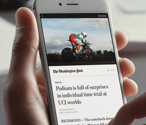 Facebook Đã Thất Bại Trong Cuộc Cách Mạng Ngành Báo Chí?