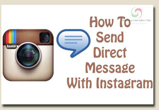 cách nhắn tin trên instagram hiệu quả nhất