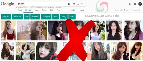 cách seo hình ảnh lên top google