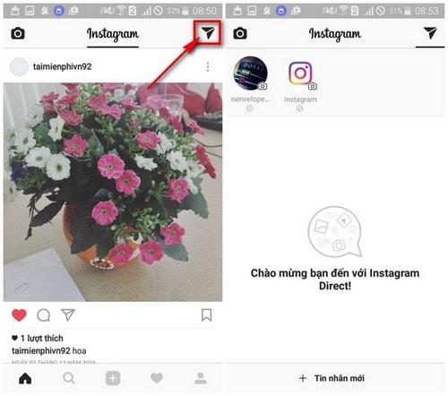 cach su dung instagram