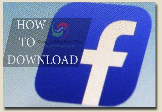 cách tải facebook trên mọi thiết bị