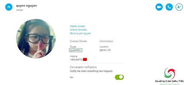 Cách tạo id skype bằng địa chỉ email