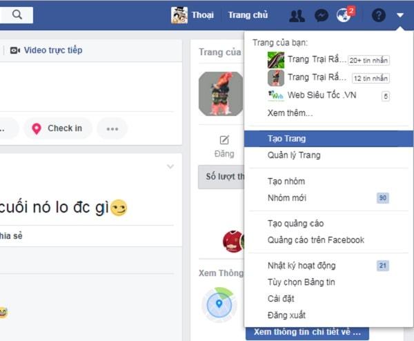 FANPAGE Là Gì? Cách TẠO TRANG FANPAGE Facebook Như Thế Nào?