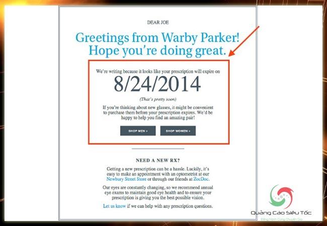 Cách viết email marketing tạo liên kết với người đọc