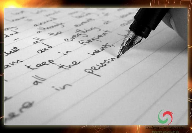 Cách viết thư giới thiệu sản phẩm tạo mồi câu người đọc