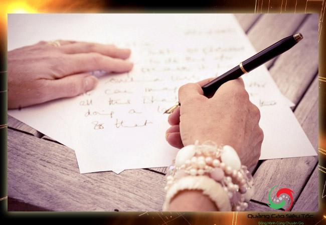 Cách viết thư giới thiệu sản phẩm hấp dẫn