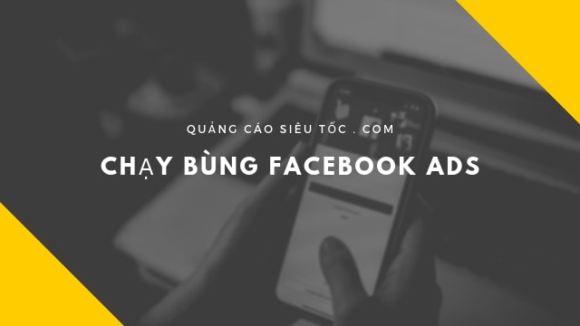 Chạy bùng Facebook