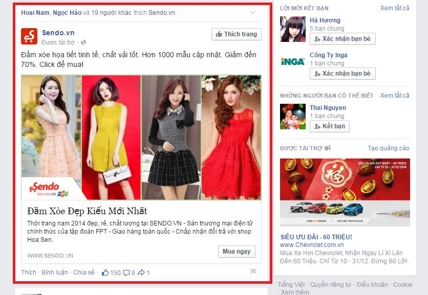 chay quang cao facebook chua hieu qua va nhung nguyen nhan
