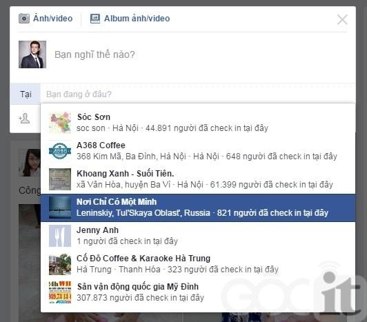 Check In Là Gì? Check In Trên Facebook Là Như Thế Nào?