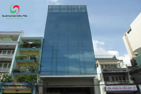 văn phòng 2 Quảng Cáo Siêu Tốc tại Tân Bình