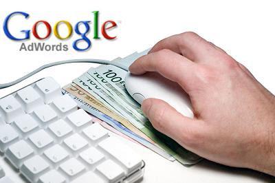 ngan sach quang cao google theo click chuot