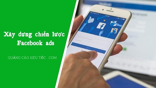 chiến lược quảng cáo trên facebook