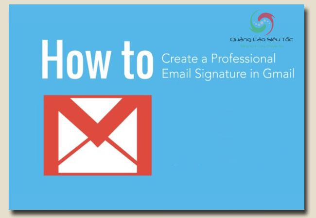 chữ ký email chuyên nghiệp miễn phí