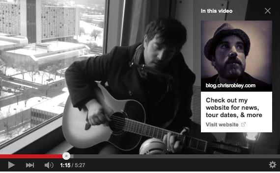 Tháng 5 Tới, Những Chú Thích Trên Video Youtube Sẽ Không Còn Nữa