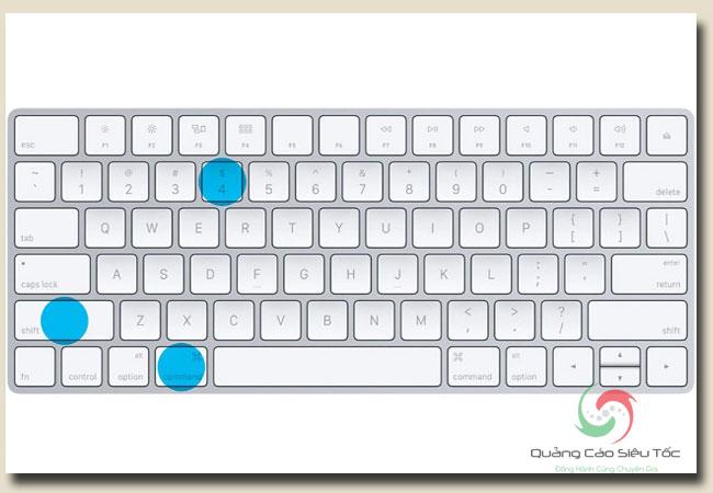 Cách chụp màn hình máy tính trên máy tính Mac
