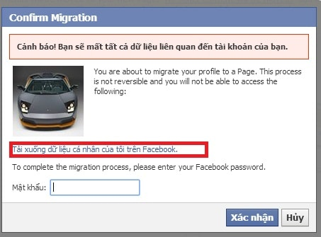 Hướng Dẫn Cách Chuyển Facebook Cá Nhân Thành Fanpage