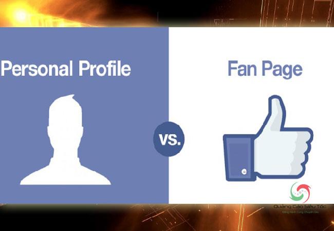 Chuyển facebook cá nhân thành fanpage nhận được rất nhiều lợi ích