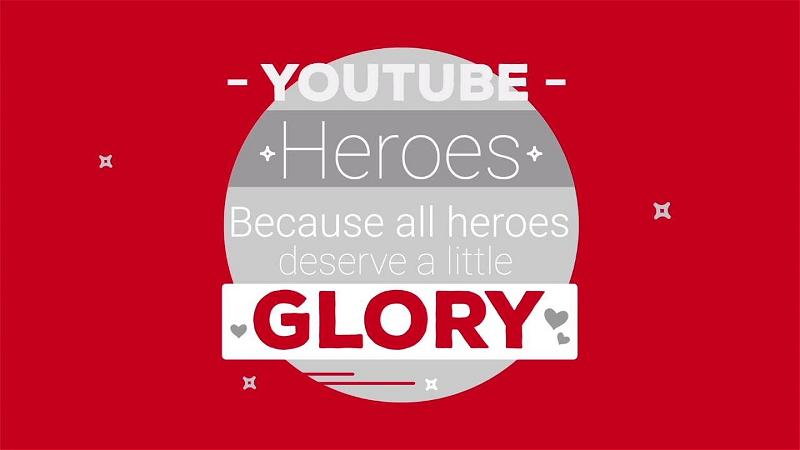 Có Điều Gì Hot Trong Chương Trình Youtube Heroes?