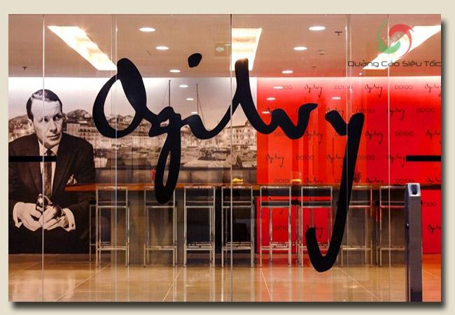 Công ty marketing Ogilvy với hơn 100 năm kinh nghiệm quảng cáo