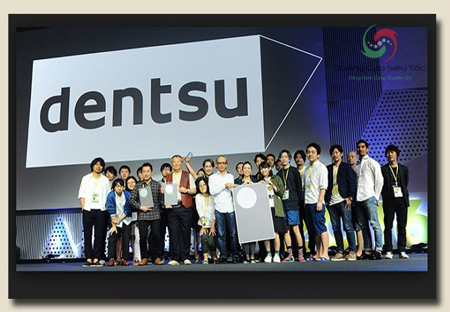 Công ty marketing Dentsu