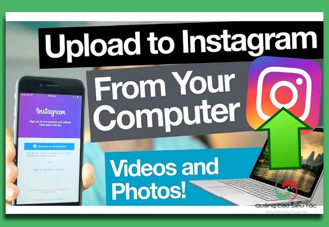 cách đăng ảnh lên instagram bằng máy tính đơn giản nhất
