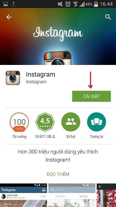 tạo tài khoản instagram trên máy tính tạo quảng cáo trên instagram