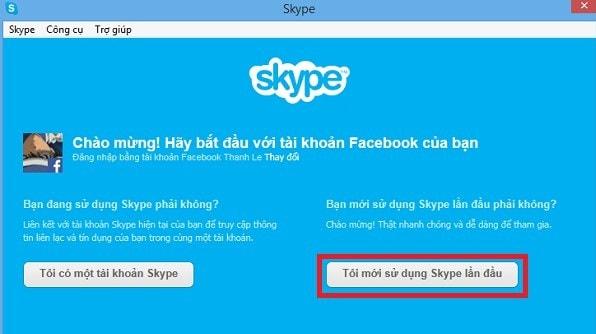cách đăng ký skype