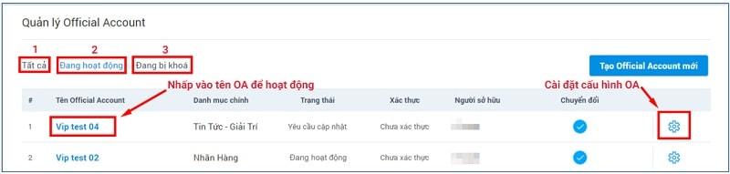 huong dan tao zalo page
