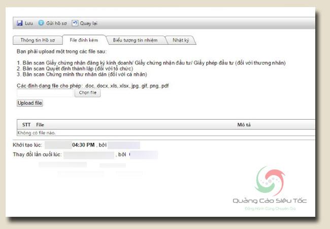 đăng ký website với bộ công thương và thủ tục cần chuẩn bị