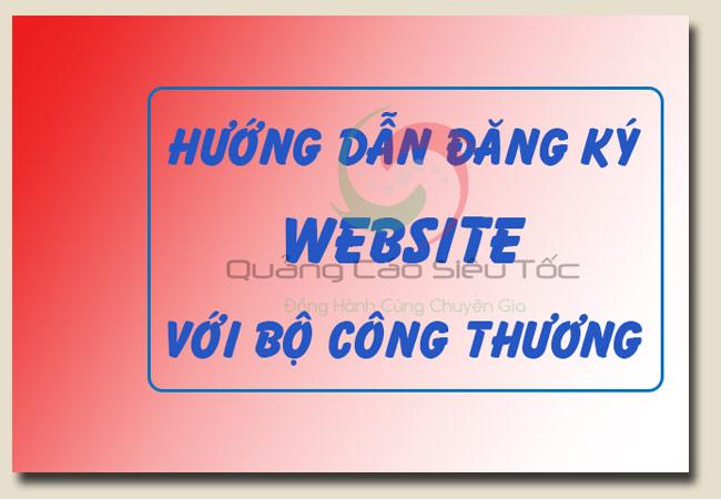 đăng ký website với bộ công thương đơn giản nhất