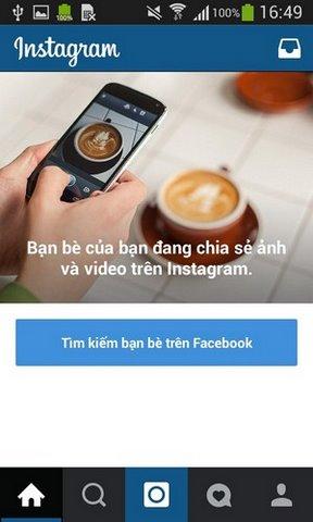 instagram đăng nhập