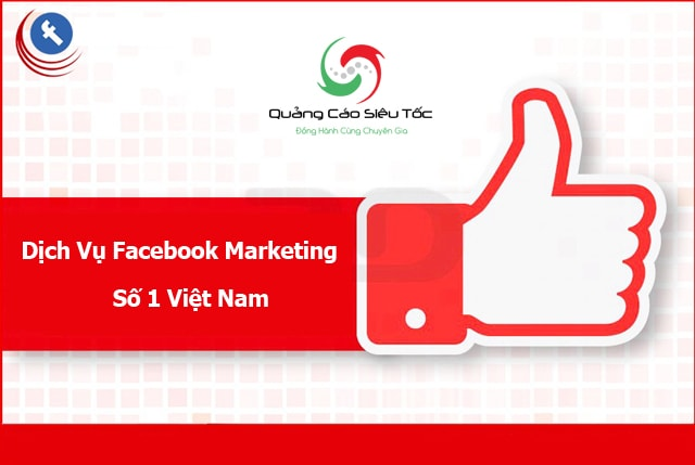 Dịch vụ Facebook Marketing