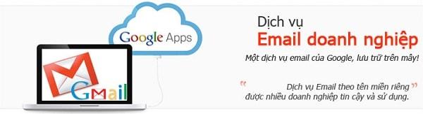 Dịch Vụ Gmail Cho Doanh Nghiệp