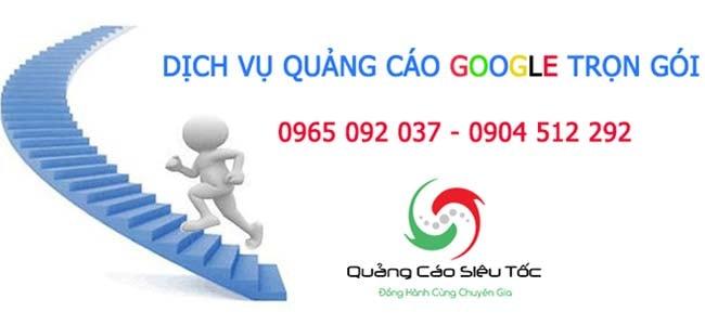 Liên hệ quảng cáo Google tại Quảng Cáo Siêu Tốc