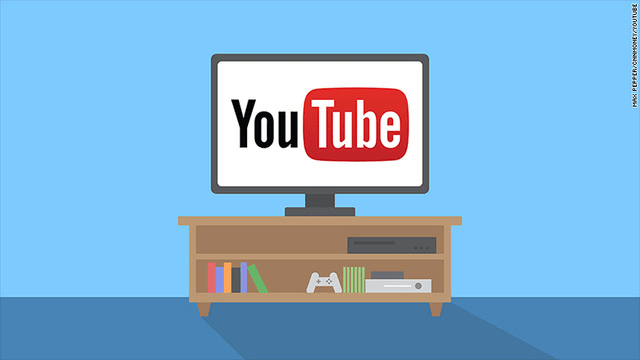 Dịch Vụ Youtube TV Vừa Mới Được Trình Làng